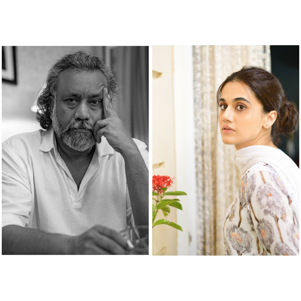 """Anubhav Sinha: """"Doesn't want you to find any Taapsee Pannu in the movie, Thappad, just the character"""""""