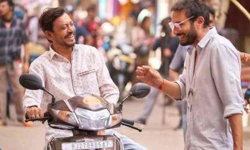 ANGREZI MEDIUM: Director Homi Adajania Talks About Working With Irrfan Khan!