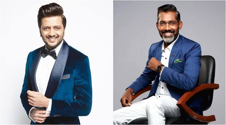 "Riteish Deshmukh: ""I wanted to work with Nagraj ever since I watched Fandry (the director's debut film)"""