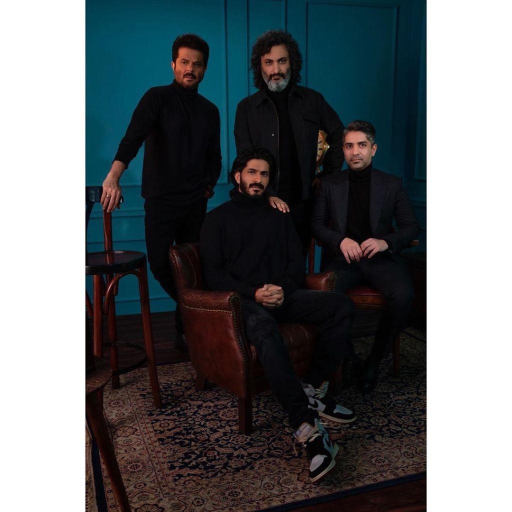 Anil Kapoor & Harshvardhan Kapoor Are All Set To Prep For Abhinav Bindra Biopic