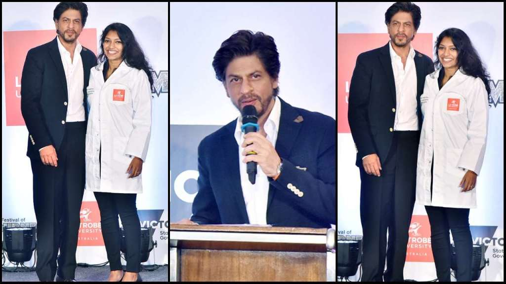 Shah Rukh Khan La Trobe University PhD Scholarship Was Awarded To A Young Female Researcher From Kerala