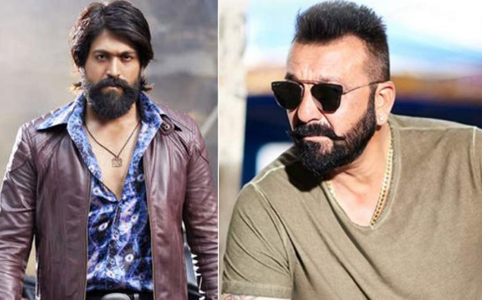 Sanjay Dutt And Kannada Star Yash To Have A Faceoff At The Climax Of KGF Chapter 2
