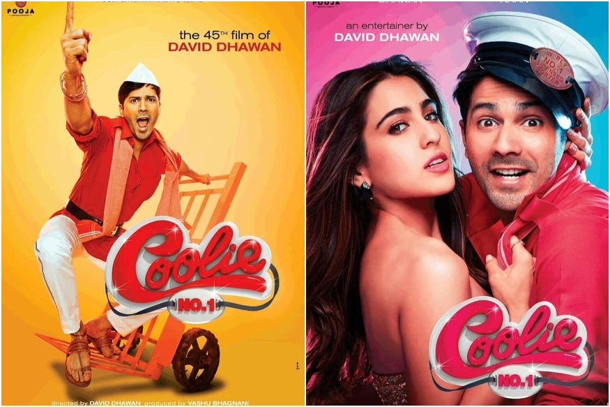 Makers Of COOLIE NO 1 Puts Extra Efforts To Make The Film Hit Post STREET DANCER 3D & LOVE AAJ KAL's Not So Good Results!