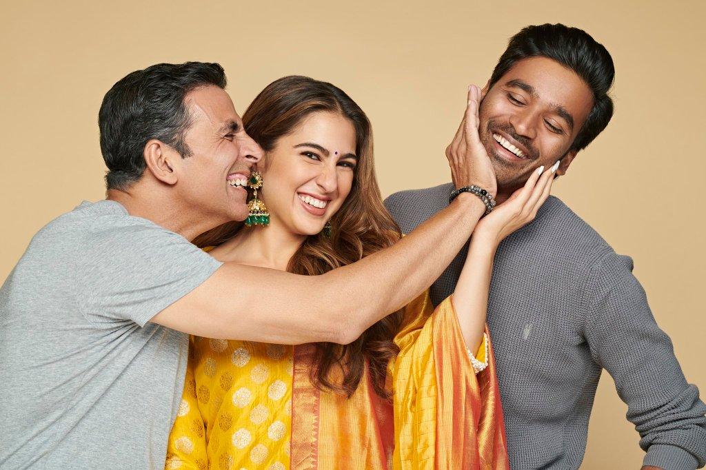 Akshay Kumar, Sara Ali Khan, Dhanush Starrer ATRANGI RE To Go On Floors On 1st March 2020