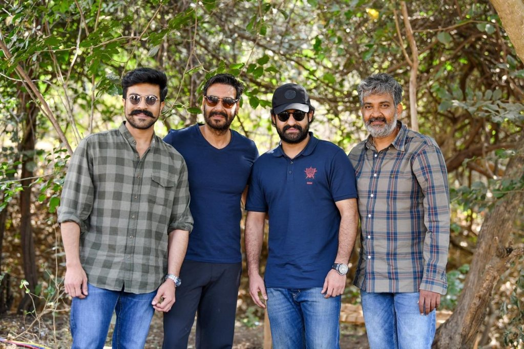 RRR: Actors Of Rajamouli's Upcoming Period Drama Are Willing To Take A Cut Of Their Fee Looking At The Out Of Control Budget