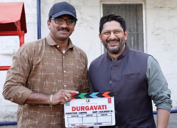 Arshad Warsi Roped In For Bhumi Pednekar Starrer DURGAVATI