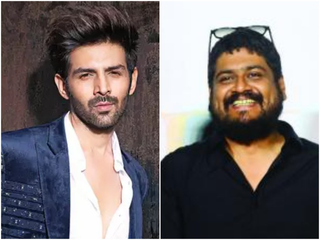 Kartik Aaryan And Om Raut Come Together For The Actor's First Action Drama