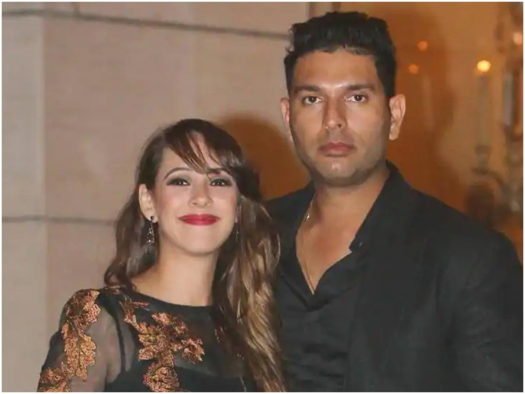 Yuvraj Singh To Make His Debut In Web Series With Wife Hazel Keech