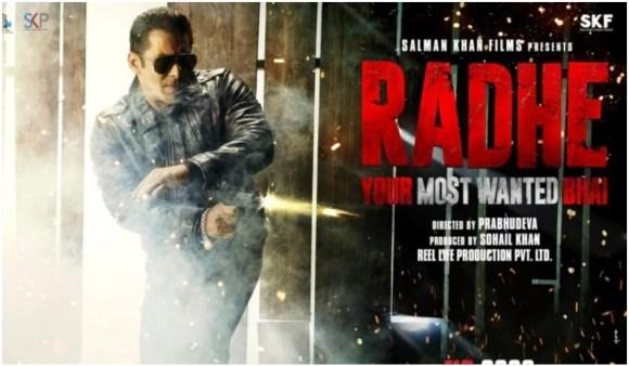 Yash Raj Films Gets The Distribution Rights Of RADHE Across India And Overseas