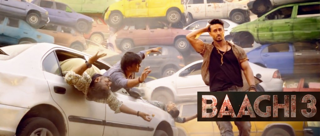 Low - Box Office Collection Of BAAGHI 3