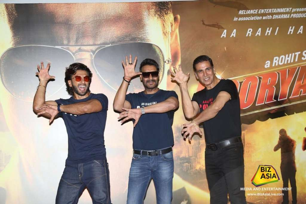 On Working With Ajay Devgn And Ranveer Singh For Sooryavanshi, Akshay Kumar Says It Doesn't Bother Him That Film Had Two Other Lead Actors Too
