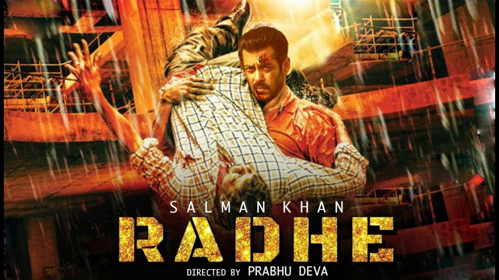 Salman Khan Starrer Radhe - Your Most Wanted Bhai Will Be The Shortest Movie Of The Actor