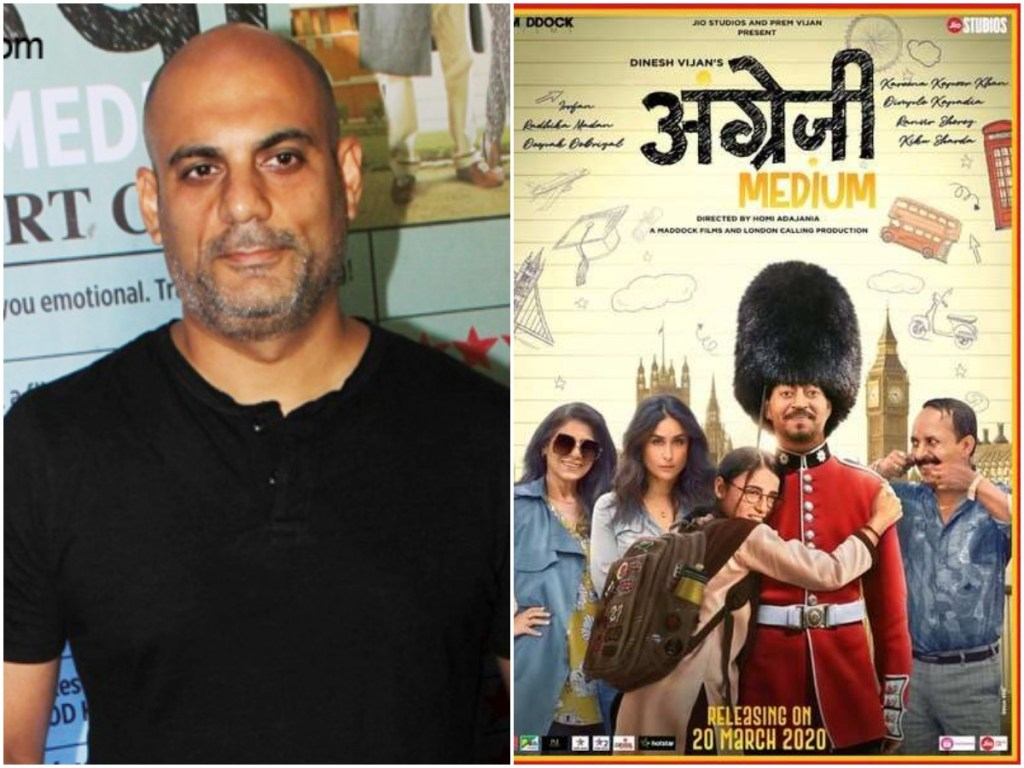 Angrezi Medium: The Makers Did Not Invite Hindi Medium Director Saket Chaudhary For The Screening
