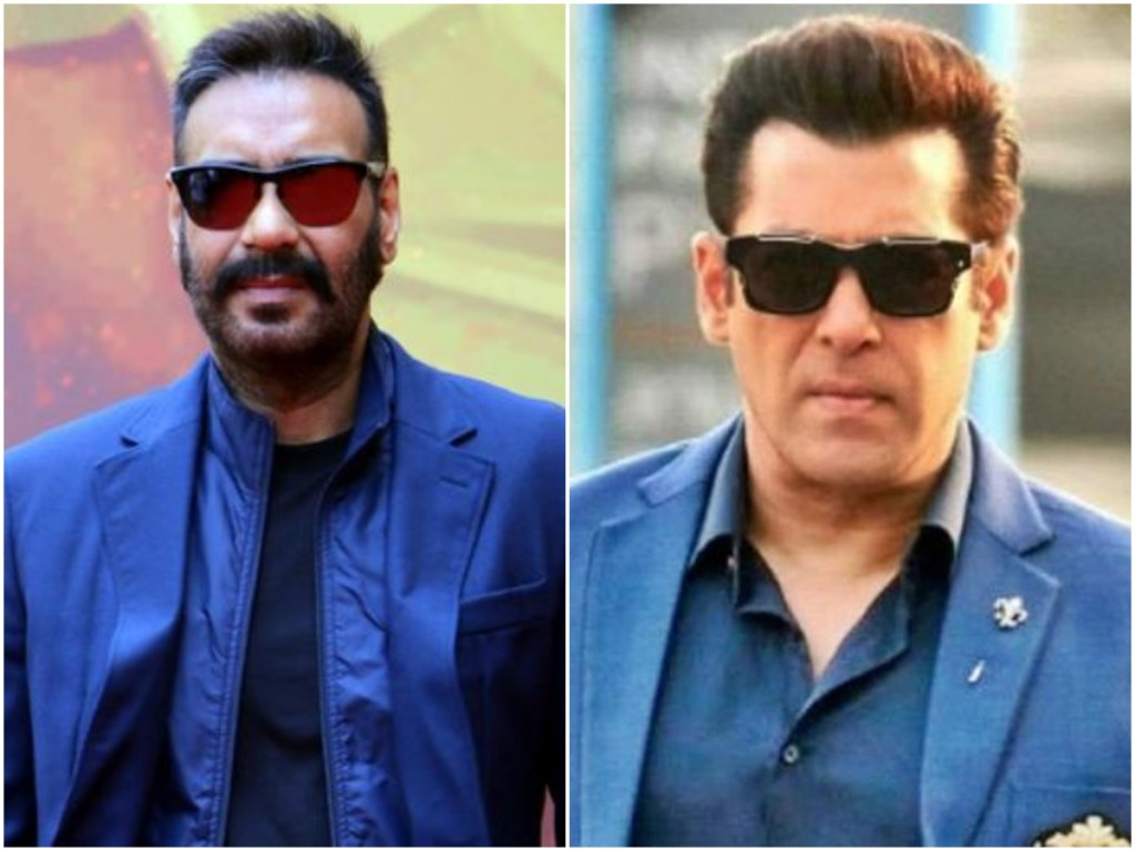Salman Khan And Ajay Devgn Urges Fans To Stay Home And Stay Safe, Watch Here!