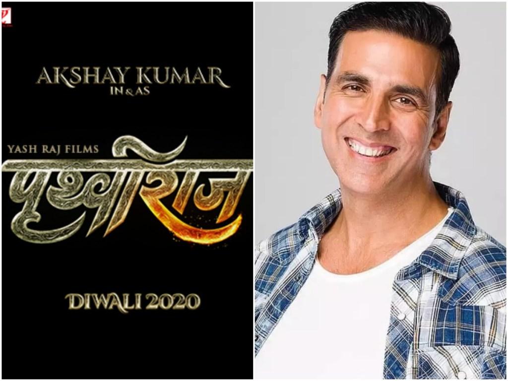 Prithviraj: Akshay Kumar Takes Lessons From Dialogue Coach