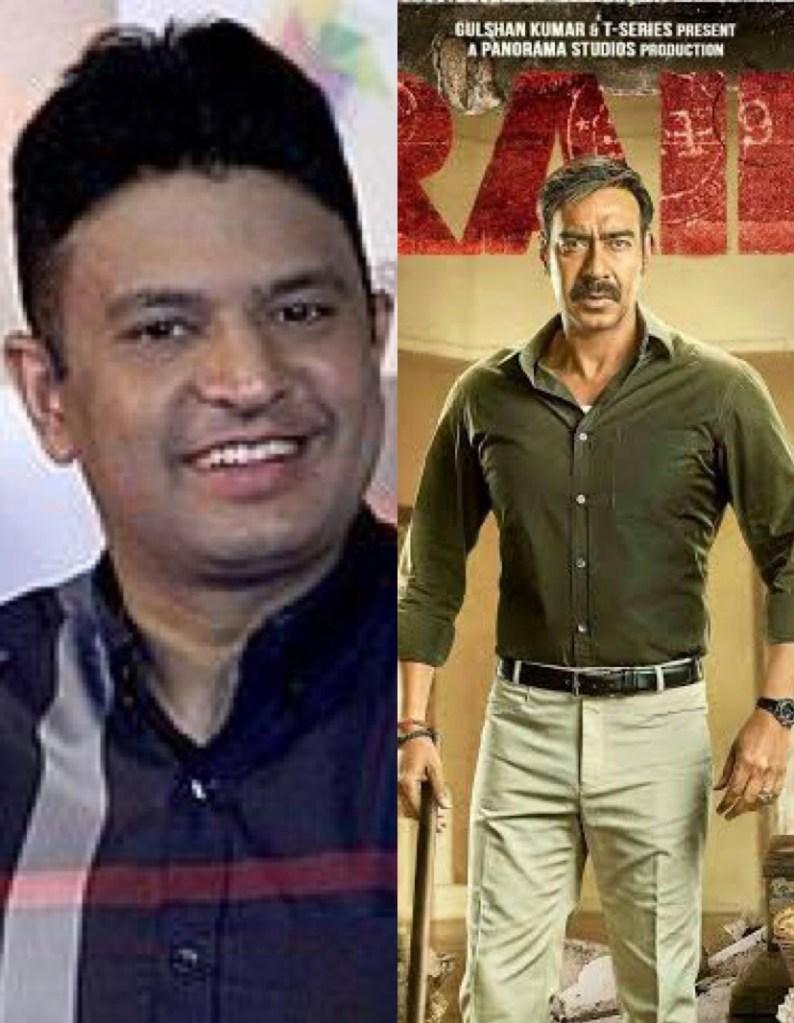 CONFIRMED: Bhushan Kumar Is Working On Ajay Devgn Starrer 'Raid 2'