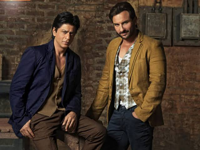 """Saif Ali Khan On Shah Rukh Khan's Sabbatical: """"He Is Strongly Identified With A Certain Era"""""""