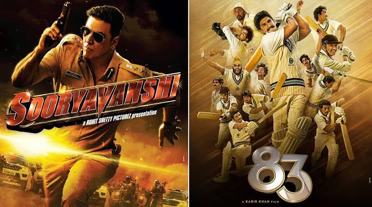 CONFIRMED: Akshay Kumar's Sooryavanshi & Ranveer Singh's '83 Will NOT Release On OTT, Makers Will Wait Till Things Get Normalise