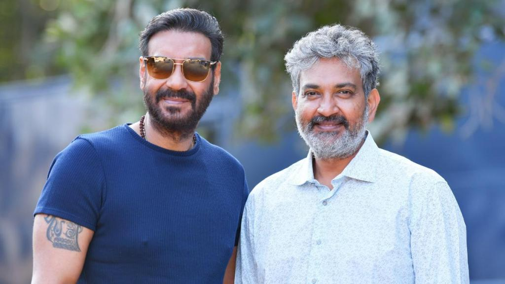RRR: SS Rajamouli REVEALS The Reason Behind Signing Ajay Devgn