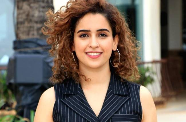 Sanya Malhotra Shares A 'Dangal' Throwback Of Her Wrestling Practice BTS
