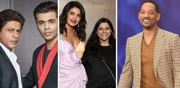 Karan Johar & Zoya Akhtar To Unite For 'I For India' Concert, Celebs Including Shah Rukh Khan, Will Smith Will Join!