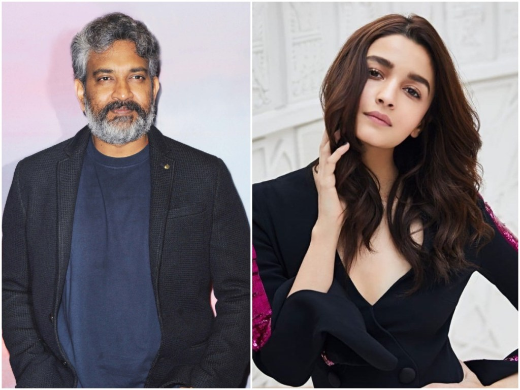 RRR: SS Rajamouli REVEALED Some Details About Alia Bhatt's Character & Storyline