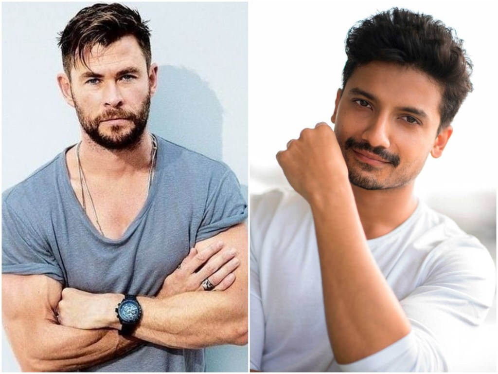Extraction Actor Priyanshu Painyuli Shares A Funny Incident With Co Star Chris Hemsworth Read On Box Office Worldwide