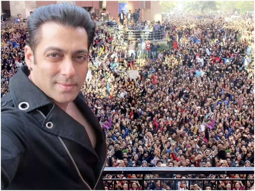 Amid Lockdown, Fake News Of Salman Khan's Visit To Bhiwandi Instigated Crowd To Gather On The Roads