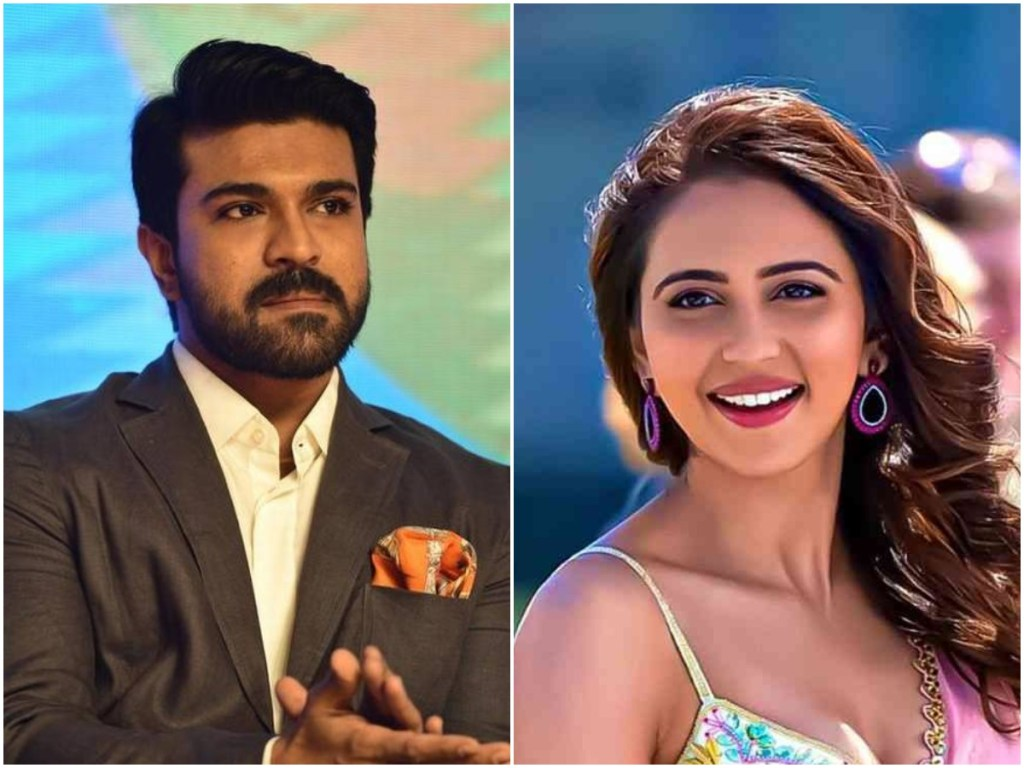 RRR: Rakul Preet Singh To Do A Song With Ram Charan In This SS Rajamouli's Flick