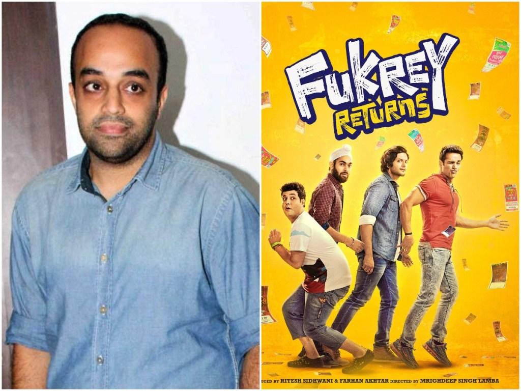 Mrigdeep Singh Lamba Confirms Fukrey 3 Will Have COVID-19 Angle
