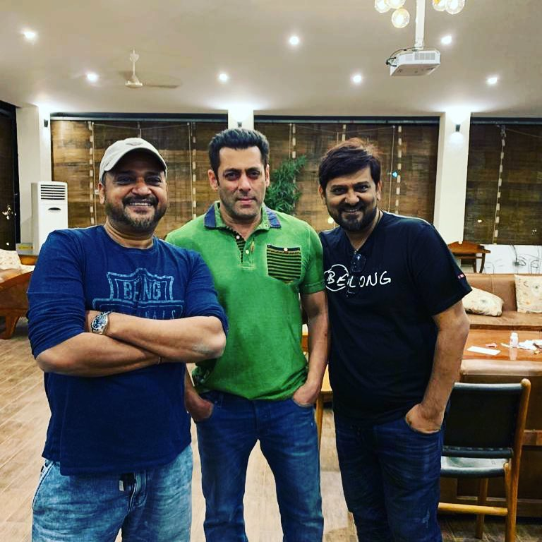 Salman Khan's Radhe Will Have 5 Songs In Total, 2 Songs Including Title Track Were Made By Wajid Khan!
