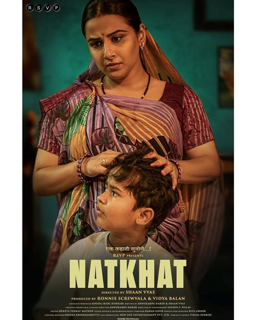 """Ronnie Screwvala's 'Natkhat' Sees Child Actress Sanika Patel Playing The Role Of A Boy """"Sonu"""" To Further Convey Their Message On Gender Equality"""