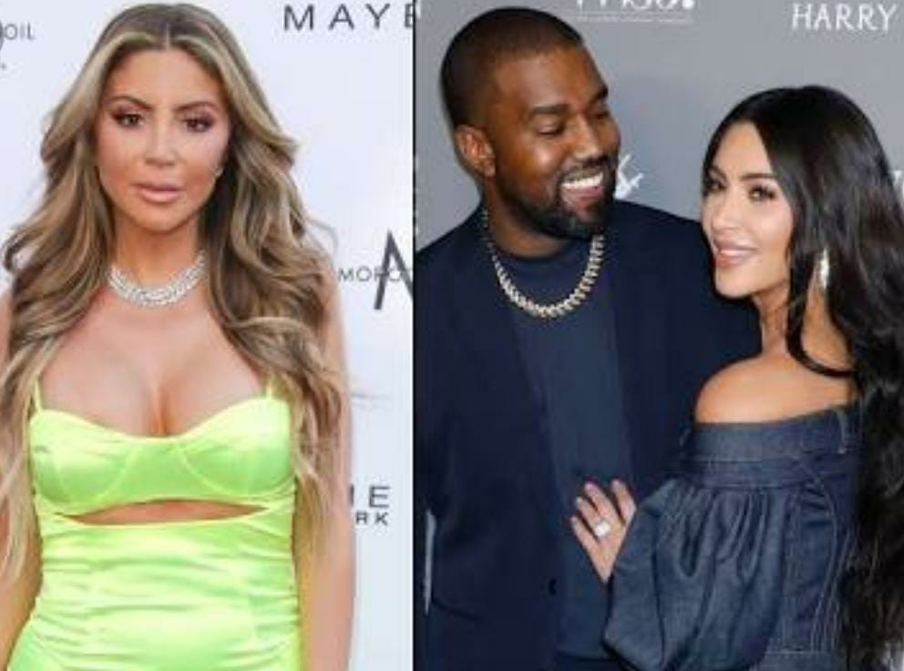 After Kanye West's Meltdown, Larsa Pippen & Kardashians Break Social Media Contacts