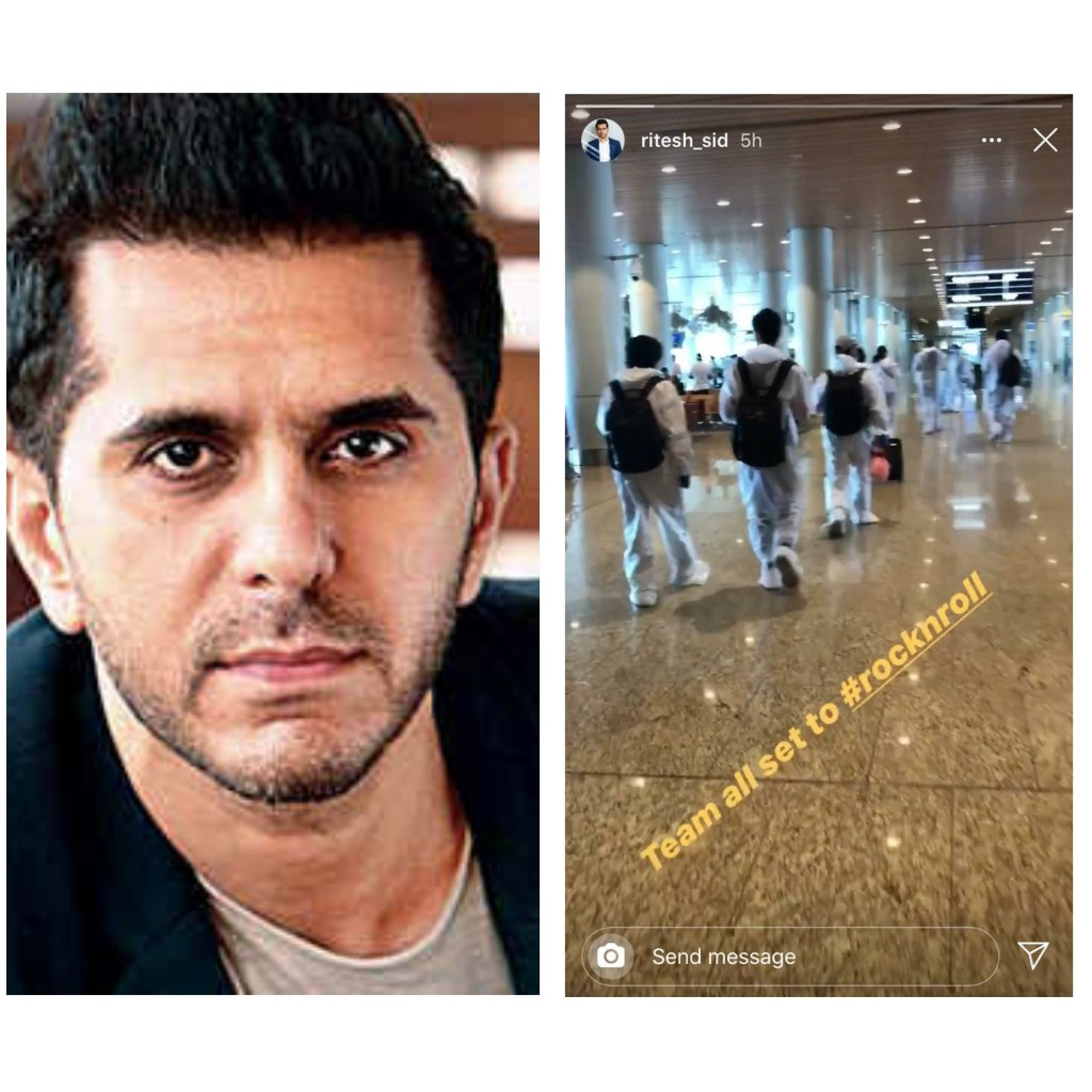 Is Ritesh Sidhwani Hinting At His Next? Read On To Know More!