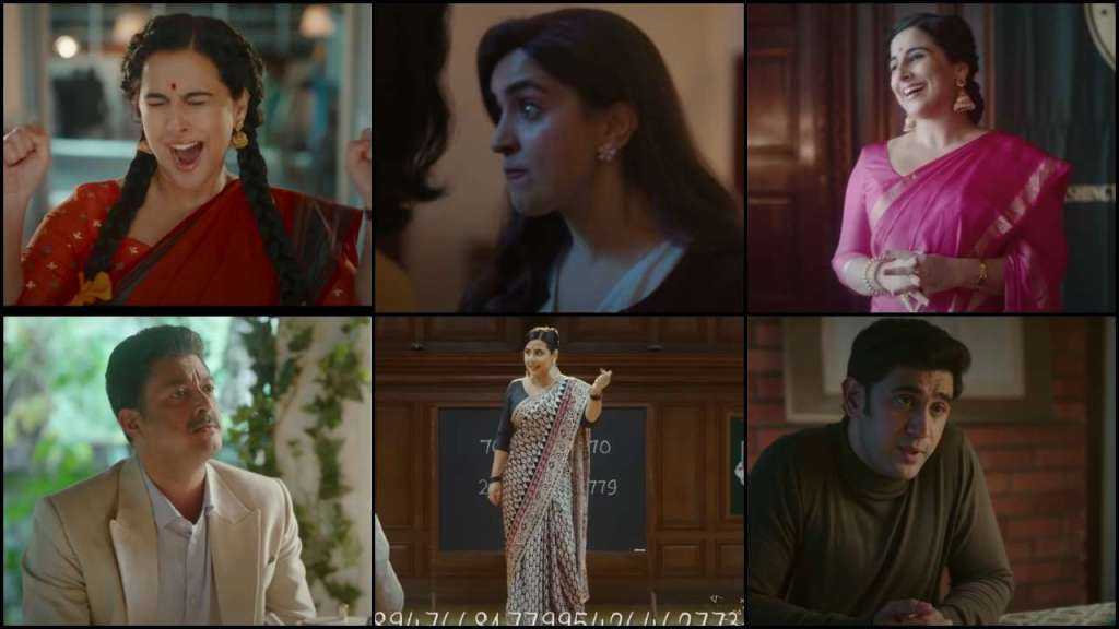 Shakuntala Devi Trailer Review: Vidya Balan Gives Us All The Positive Hopes By Putting Every Emotion Up To The Point!