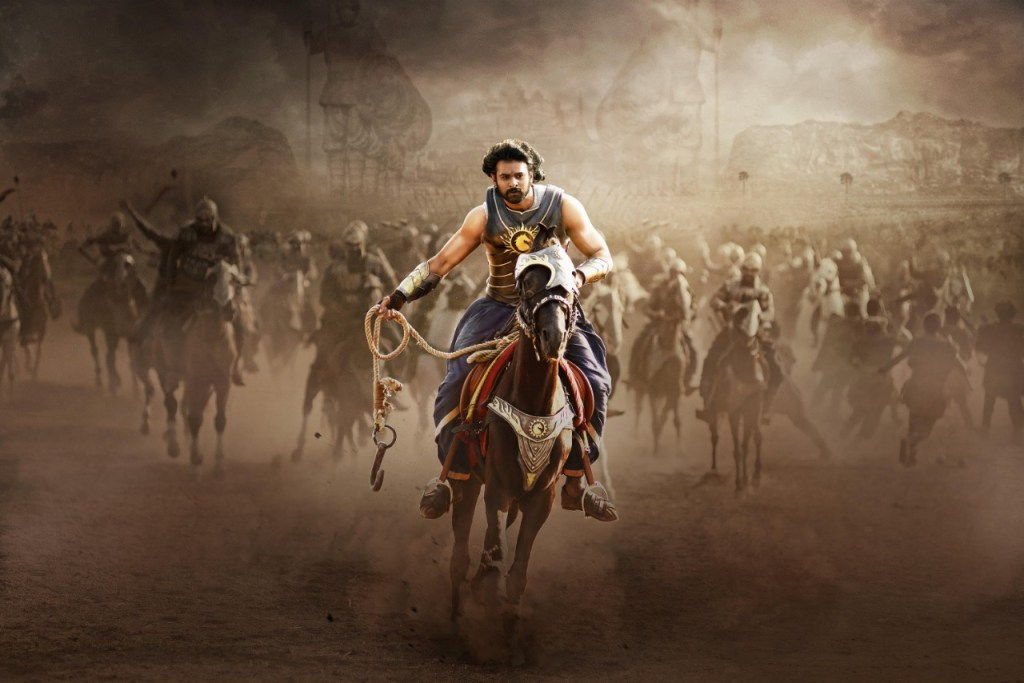 On The 5th Anniversary Of Baahubali, Prabhas Shares A Never Seen Before Picture From The Film