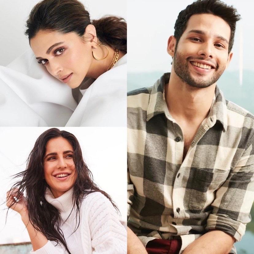 """I am glad that I am getting to live my dream"", Says Siddhant Chaturvedi Who's All Set To Work With Deepika Padukone & Katrina Kaif"