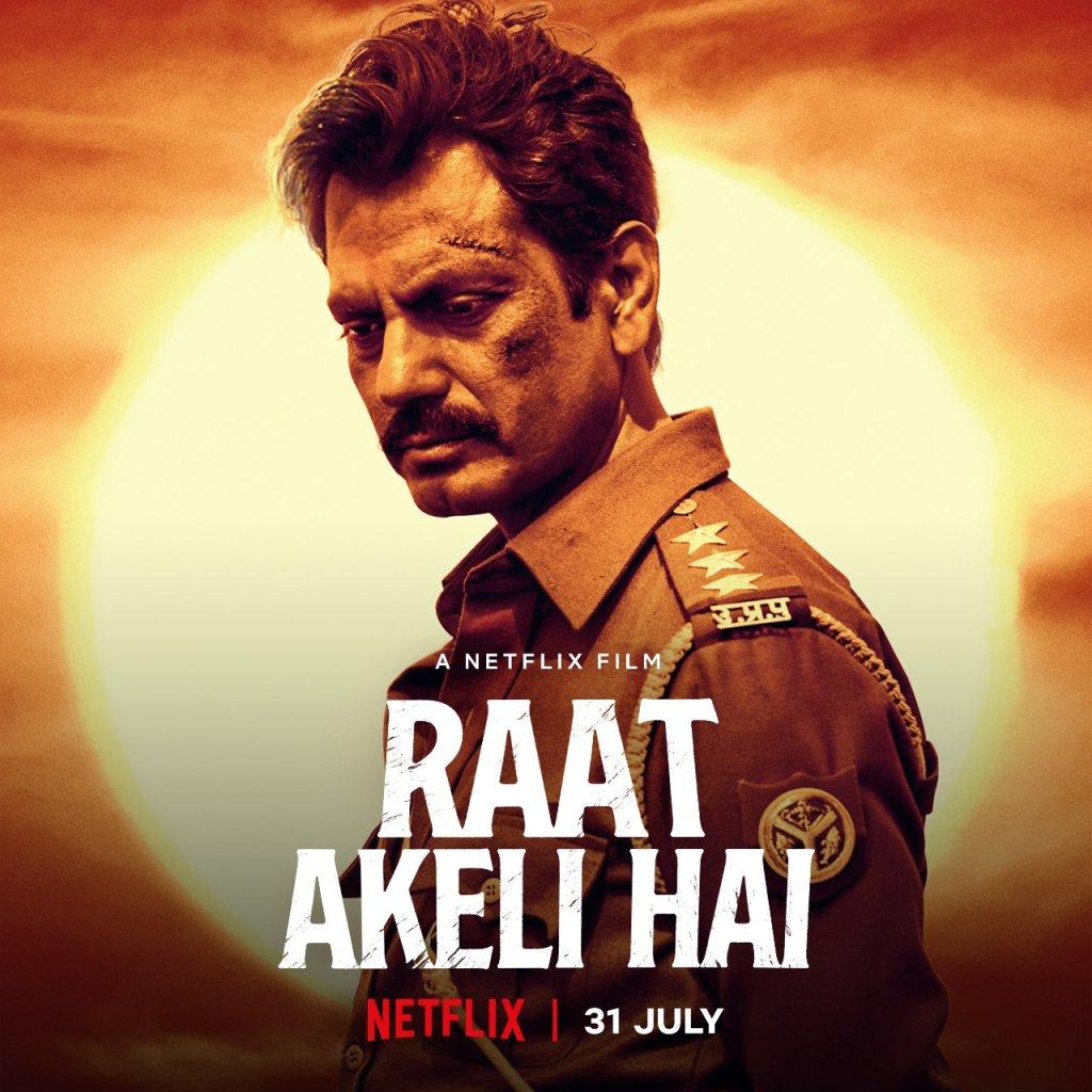 Radhika Apte & Nawazuddin Siddiqui Starrer Raat Akeli Hai To Premiere On 31st July On Netflix