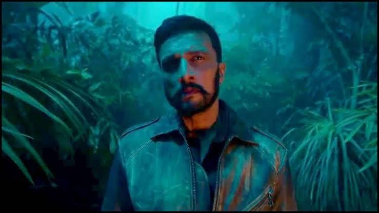 Makers Drop The First Look Of Kichcha Sudeepa Starrer Phantom