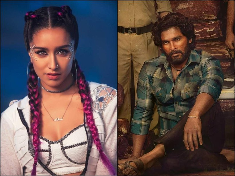 Shraddha Kapoor To Dazzle In A Special Song With Allu Arjun In Pushpa