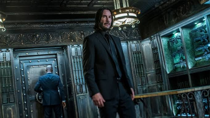 Keanu Reeves's John Wick 4 And 5 Will Go On Floors Back To Back