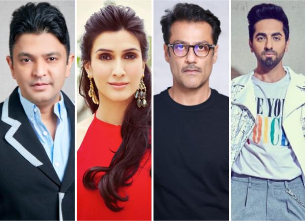 Abhishek Kapoor's Love Story Starring Ayushmann Khurrana & Vaani Kapoor To Be Backed By Bhushan Kumar & Pragya Kapoor