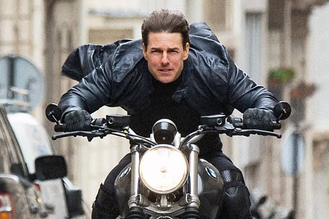 Horrifying Motorbike Accident On Mission Impossible Sets Made Tom Cruise Angry