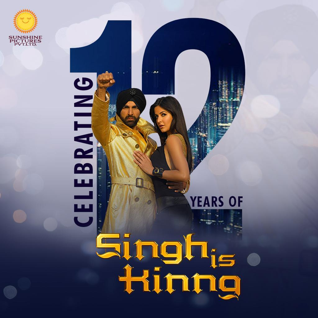 #12YearsOfSinghIsKinng: Producer-actor Duo Vipul Shah & Akshay Kumar's Classic Still Wins Over Everyone's Hearts!