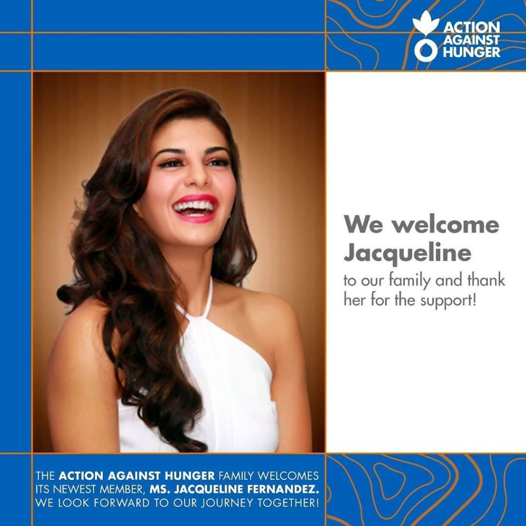 Jacqueline Fernandez Joins Hands With A Foundation To Support The Nutrition Of Two Villages In Maharashtra