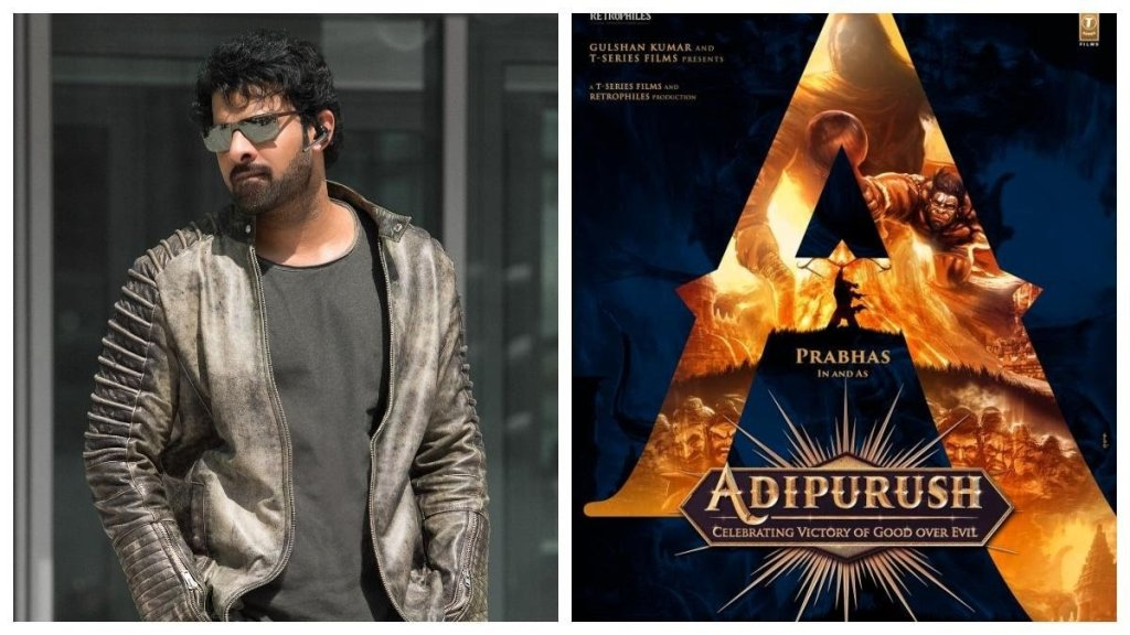Adipurush: Prabhas, Om Raut & Bhushan Kumar To Collaborate For An Epic Drama, Forst Poster Out!
