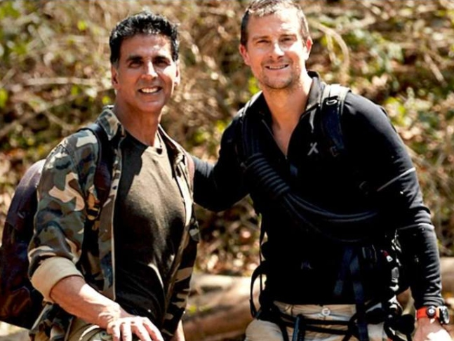 Into The Wild With Bear Grylls: The Promo Of The Show Is OUT & Akshay Kumar Looks Daredevil