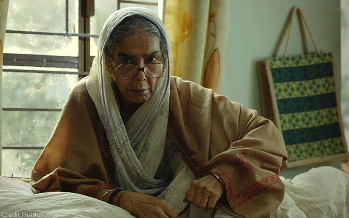 Surekha Sikri Is Still In ICU, Sonu Sood Thanked Fans For Concern And Wishes