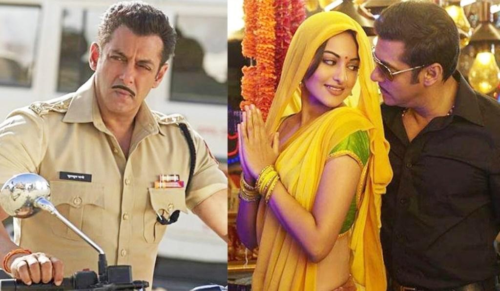 Salman Khan's Dabangg Clocks 10 Years: Arbaaz Khan, Sonakshi Sinha, Malaika Arora Celebrates On Social Media