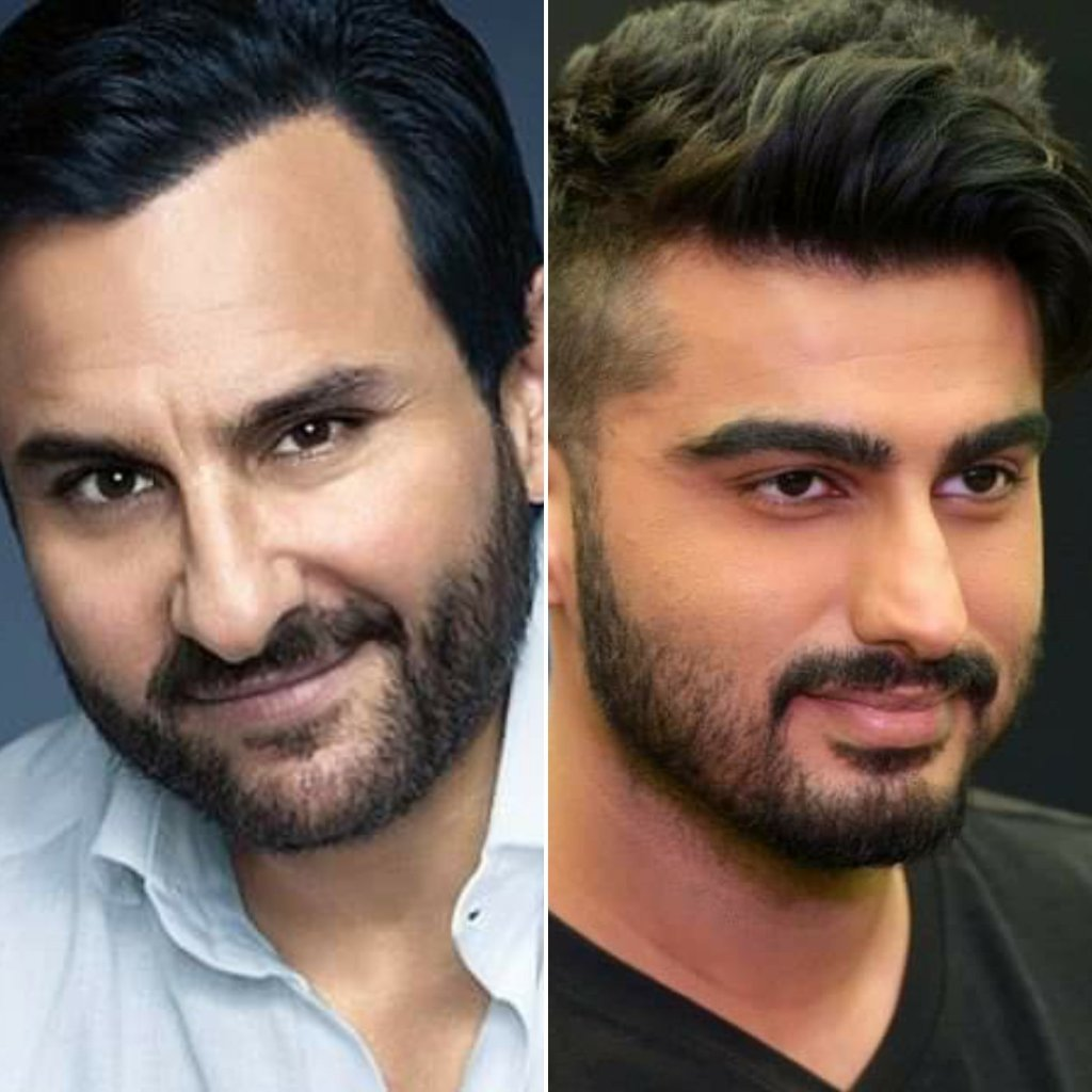 Bhoot Police: Saif Ali Khan & Arjun Kapoor Come On Board For This Horror-comedy